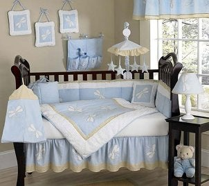 How to Wash Baby Bedding