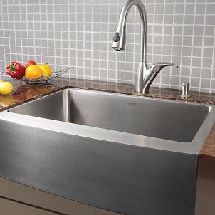 Top 5 Most Popular Styles of Kitchen Sinks