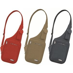 Back Purse : How to Wear Sling Backpacks Overstock.com