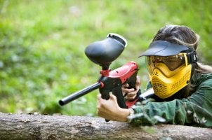 FAQs about Paintball Games