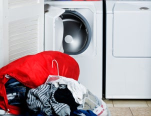 Doing laundry is easier with the right dryer