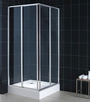 How to Clean Bathroom Shower Doors