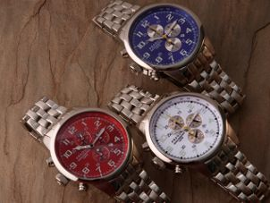 How to Become a Men's Wrist Watch Collector