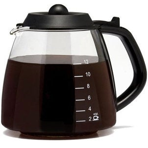 Cleaning Large Coffee Maker : How to Clean Glass Coffee Pots Overstock