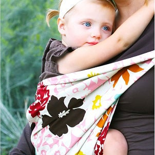 How to Use a Baby Sling