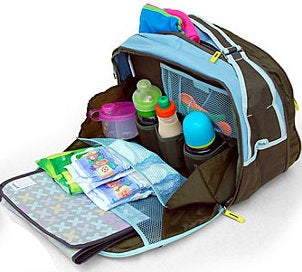 Tips on What to Put in a Diaper Bag