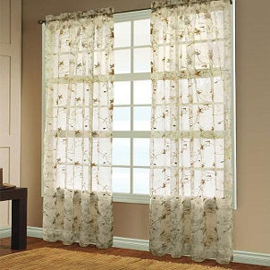 Signature Sheer Window Curtains & Drapes - Half Price Drapes