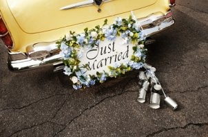 Best Wedding Decorations for Cars