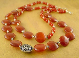 Carnelian Jewelry Fact Sheet