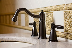 Tips on Maintaining Your Bronze Bathroom Fixtures