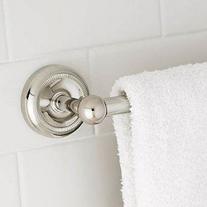 How to Hang a Towel Bar
