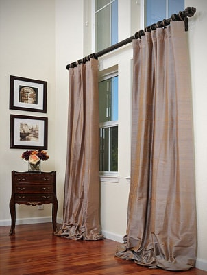 Curtains and Window Treatments Fact Sheet