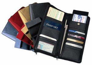 Types of Passport Covers