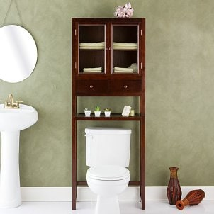 BATHROOM CABINETS - COMPARE IDEAS, DESIGNS  COSTS