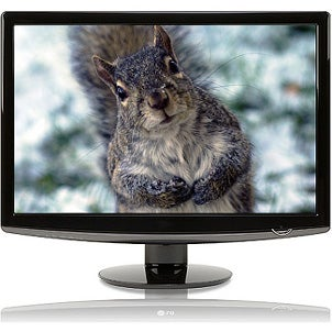 LCD Monitor Fact Sheet