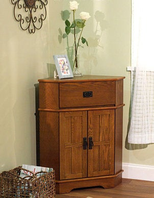 Why You Need a Corner Cabinet