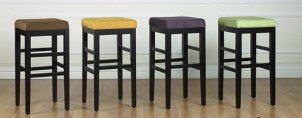 Best Counter Stool Upholstery Materials