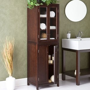Top 5 Bathroom Cabinet and Storage Solutions
