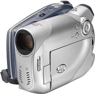 DVD Camcorder Fact Sheet