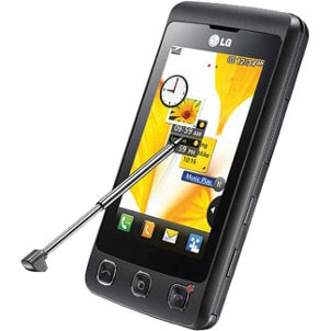 LG cell phone