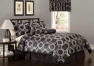 Stylish discount comforter