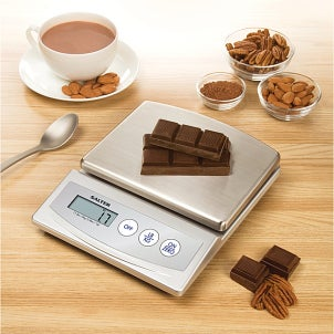 Types of Kitchen Scales Fact Sheet