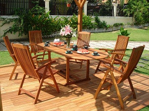Eco Benefits of Teak Wood Furniture | Overstock.com