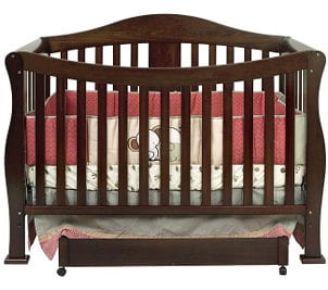 Choosing a Crib - Baby Furniture Styles