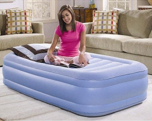 How to Convince Yourself You Need an Air Bed