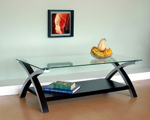 How to Clean a Glass Coffee Table