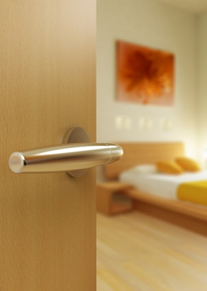 How to Install Door Hardware