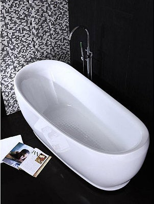 Top 5 Bathtub Types
