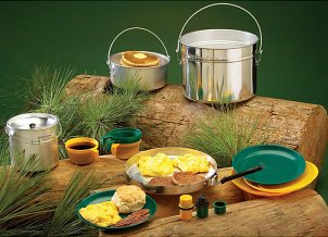 Outdoor Cooking Equipment Checklist for Hiking