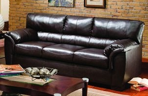 Best Rooms for a Leather Couch