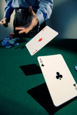 Tips on Shuffling and Dealing Poker Cards