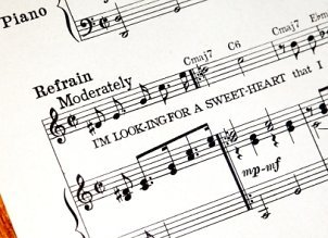 Top 10 Sheet Music Categories