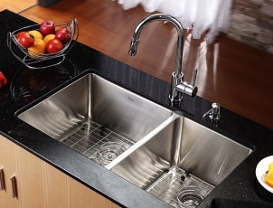How to deep clean your kitchen sink - Best kitchen sink faucets helping you wash some appliances in ease ...