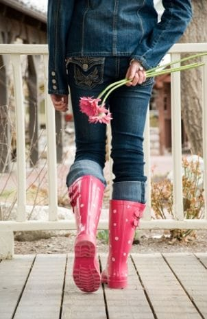 Best Places to Wear Rain Boots