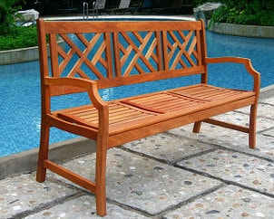 How to Maintain Outdoor Benches
