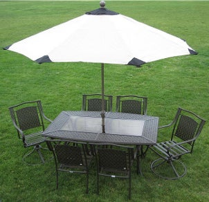Patio Umbrella Buying Guide