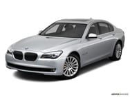 Image of a BMW 7 Series