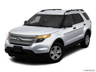 Image of a Ford Explorer