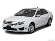 Image of a Ford Fusion H