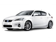Image of a Lexus CT 200h