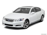 Image of a Lexus GS 450h
