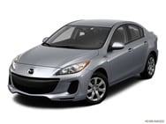 Image of a Mazda 3