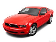 Image of a Ford Mustang