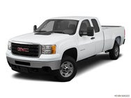 Image of a GMC Sierra 2500HD