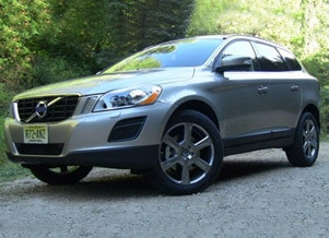 Image of a 2013 Volvo XC60