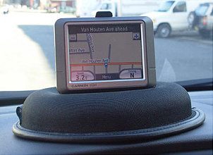GPS Units vs GPS Phones